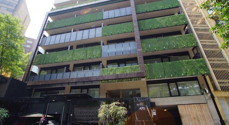 Las Suites Campos Eliseos Polanco