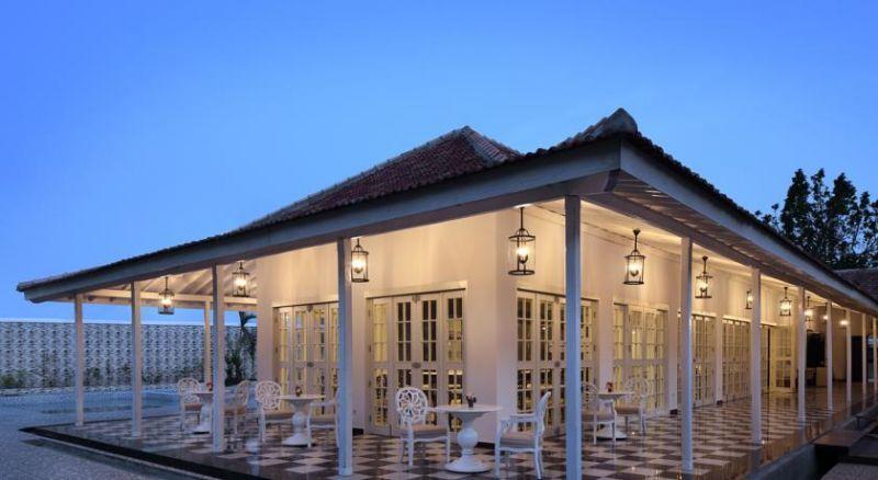 Menumbing Heritage Hotel