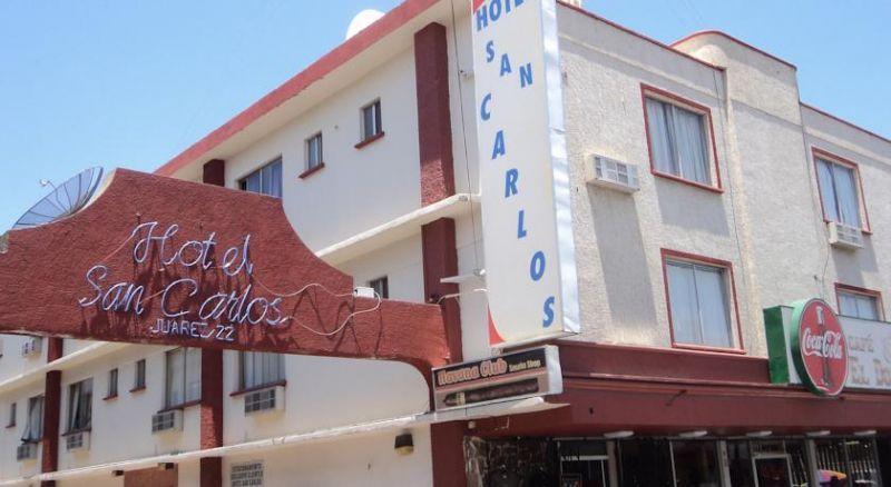 Hotel San Carlos Nogales