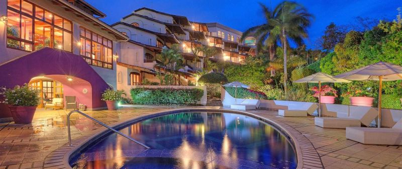 Hotel alta las palomas- Costa Rica