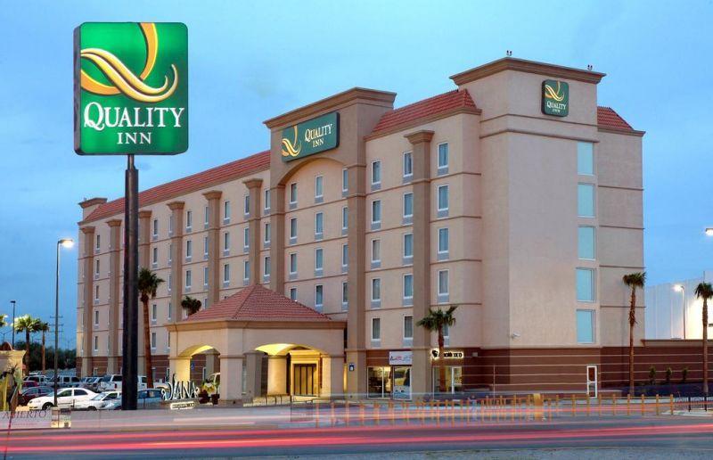 Quality Inn Consulado Americano Ciudad Juarez