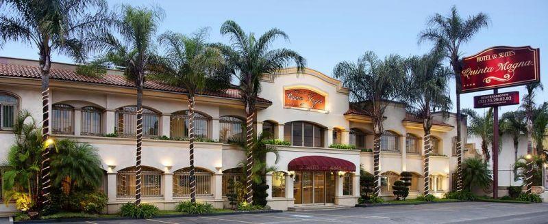 Quinta Magna Hotel and Suites Guadalajara
