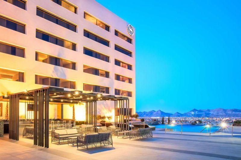 Hotel Sheraton Soberano Chihuahua