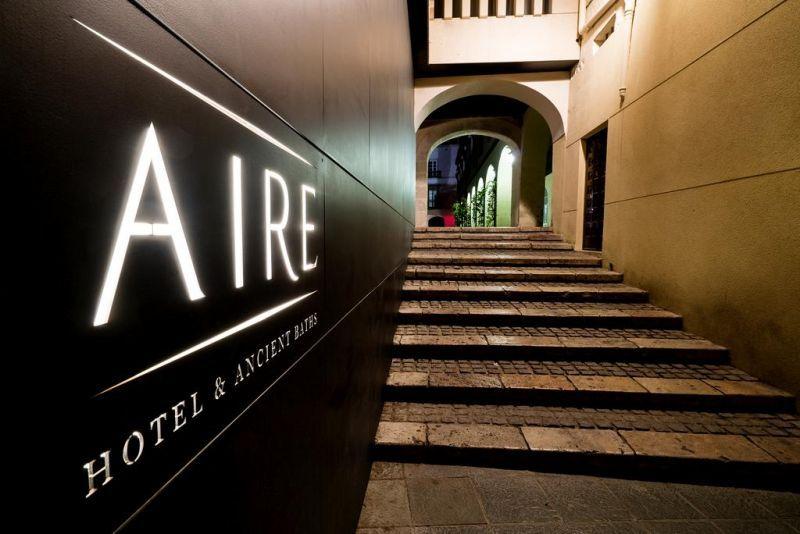 Aire Hotel & Ancient Baths Almeria