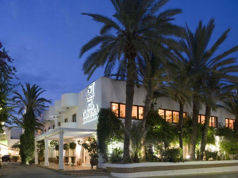 Hotel Hotel Terraza Carmona Vera Spain