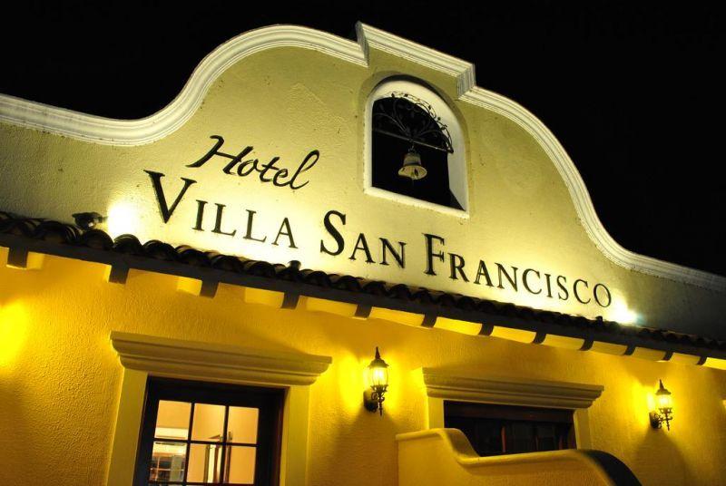 Hotel Villa San Francisco (México)