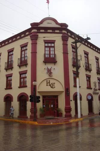 Hotel Colonial Matamoros