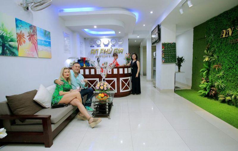 An Phu Gia Apartment & Hotel