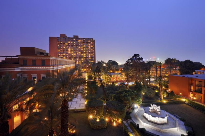 Cairo Marriott Hotel