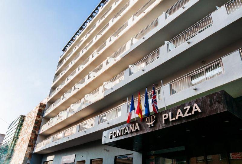 Hotel Fontana Plaza Spain