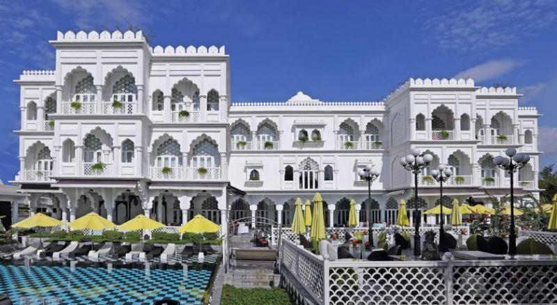 TajmaSago Castle - Hotel and Resort