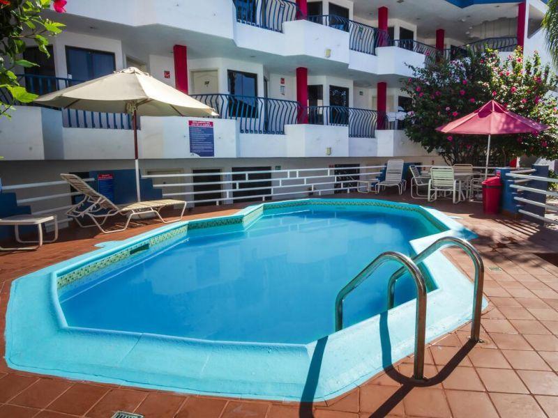 Hotel Mediterraneo Rosarito