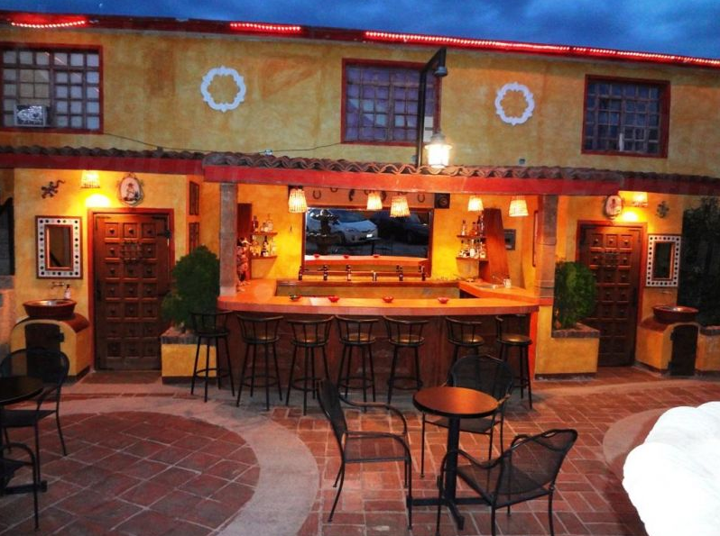 FREE Hotel stay at the Hacienda Los Algodones