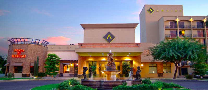 Save 27% on the Hotel Araiza