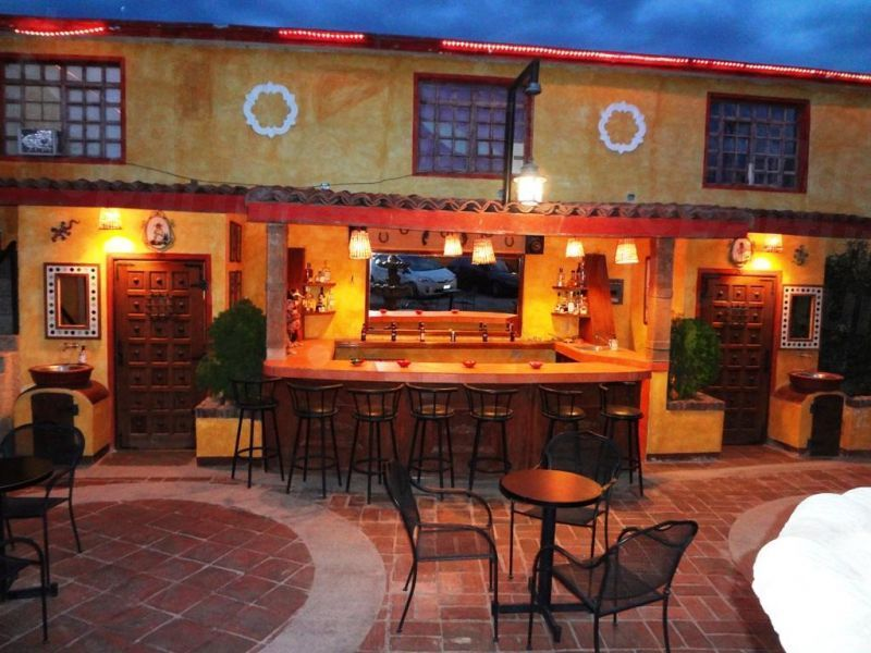 3 FREE Nights at the Hacienda Los Algodones