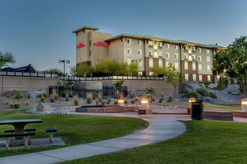 Save  on a hotel stay at the Yuma Hilton Garden Inn