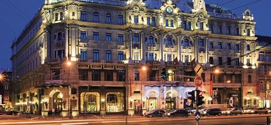 Hotel Boscolo £115/night