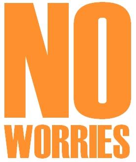 No Worries warranty  - The Ivory Dental Clinic