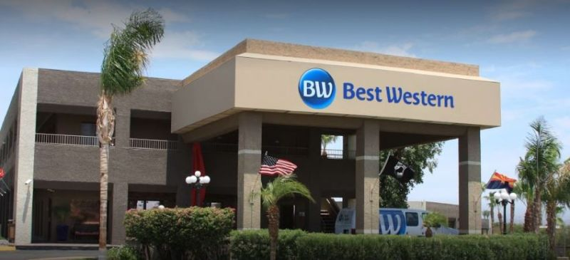 Best Western Inn Yuma - Special rate + Shuttle