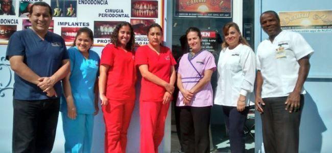 Flight & Accommodations free at The McMillan Dental Clinic