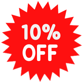 10% Discount for All New Patients
