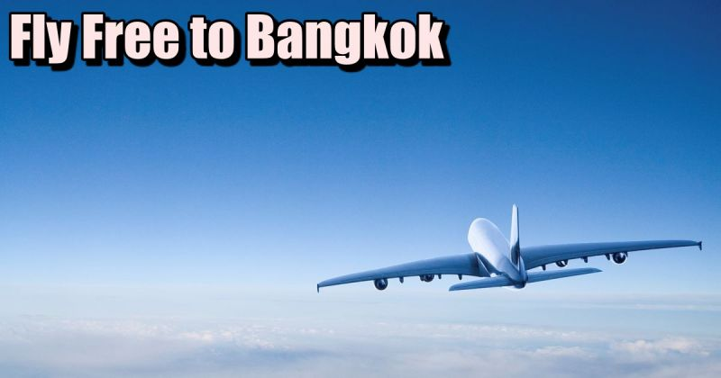All on 4 Package with Fly FREE to Bangkok!