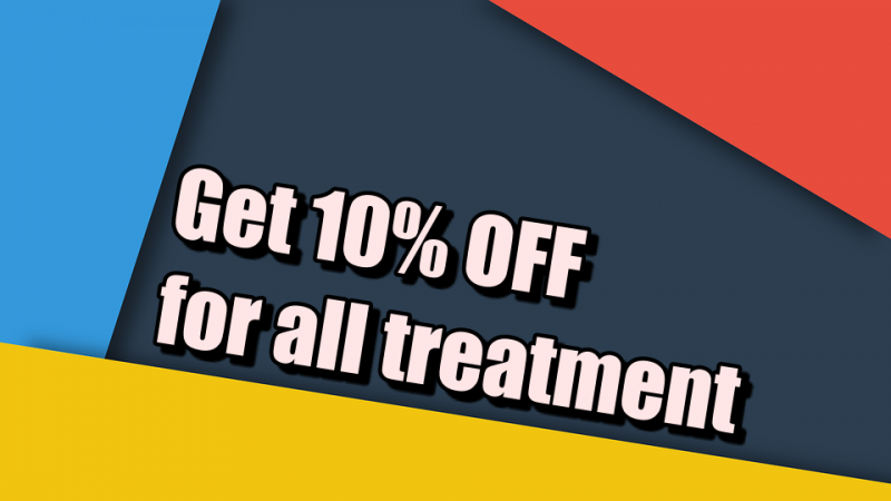 Get 10% off for all treatment at Rose Dental Clinic