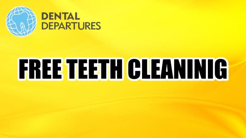 Free Teeth Cleaning at Sacred Heart Dental Clinic