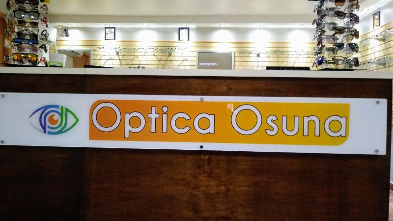 Optical Discount at Osuna Optical
