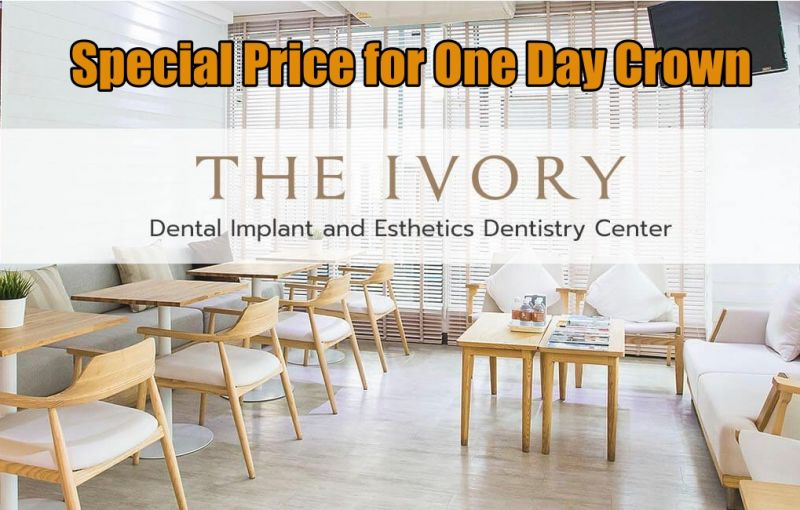 Special price for One Day Crown