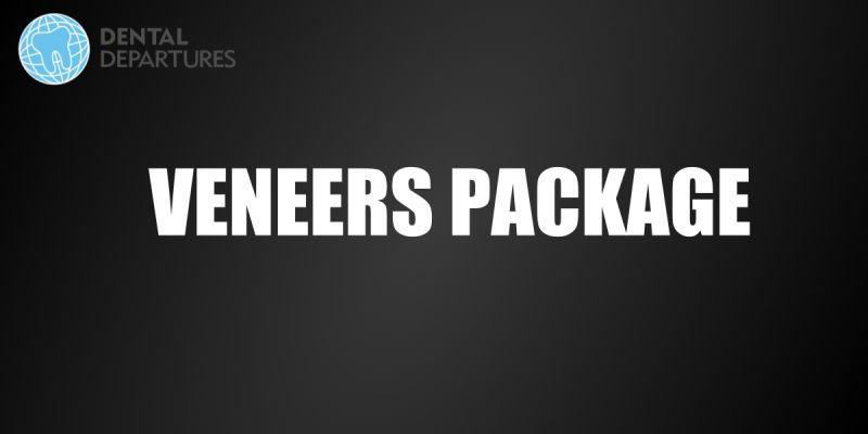 Special Veneers Package at Winning Smile Dental Clinic