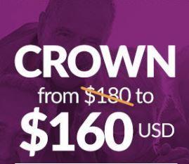 October Crown Promotion