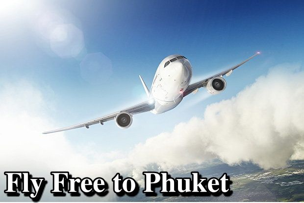 All on 4 Package with Fly FREE to Phuket!