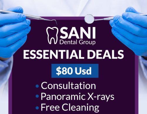 Sani Dental essential deals