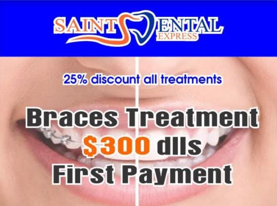 Braces Discount Promotion