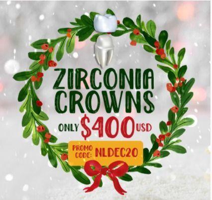 Zirconia Crown Promotion