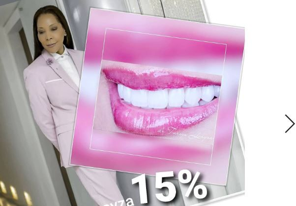 Sonria Perfecta Dental's 15% off!