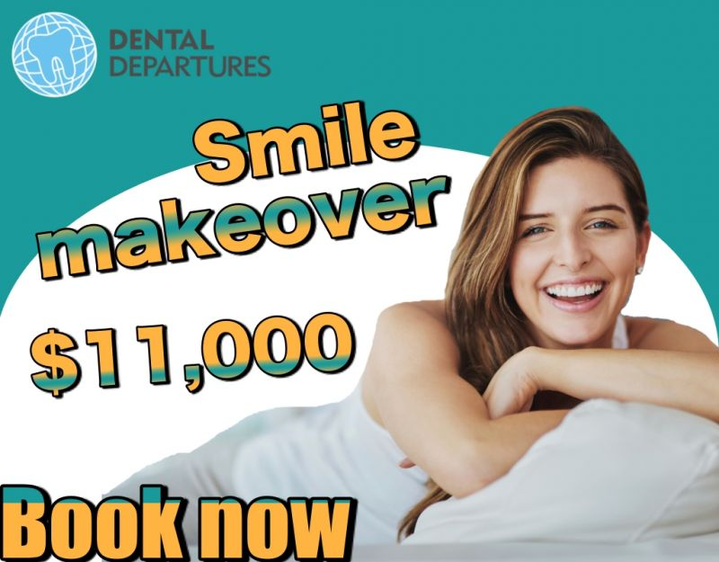 Smile Makeover Package!