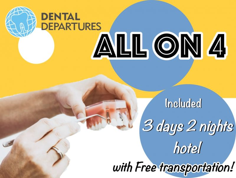 Exclusive Deals For You! All on 4 packages at Bali 911 Dental Clinic - Denpasar