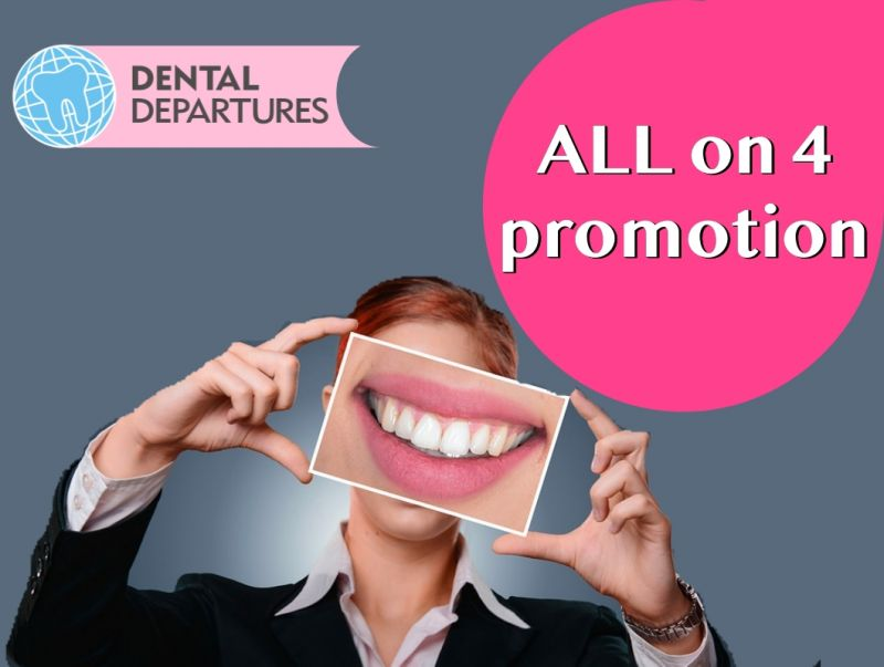 Exclusive Offers - All on 4 at Rose Dental Clinic