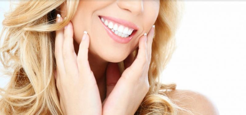 Guadalajara Dental Full arch restoration with 4 implants