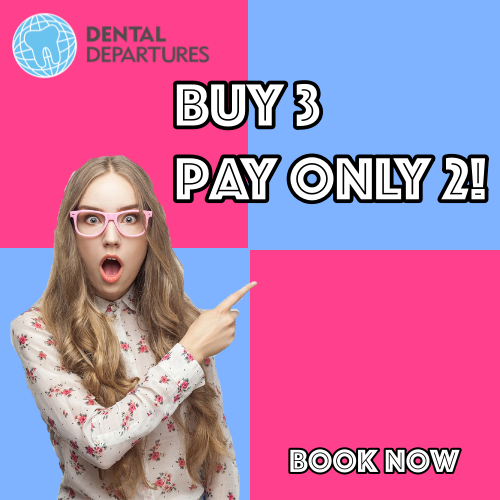 Buy 3 Pay only 2! at Rejuvie Dental Clinic