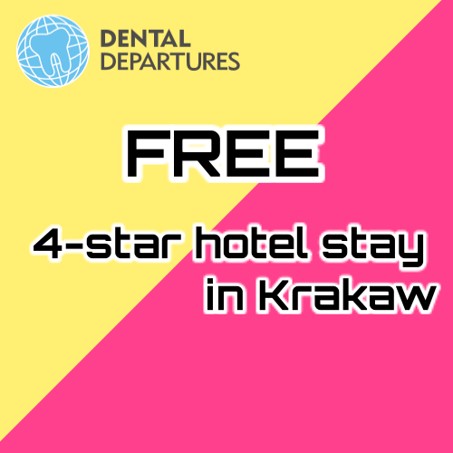 Free stay at a 4-star design Hotel
