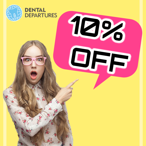 Get 10% off at Alanya Dental Center