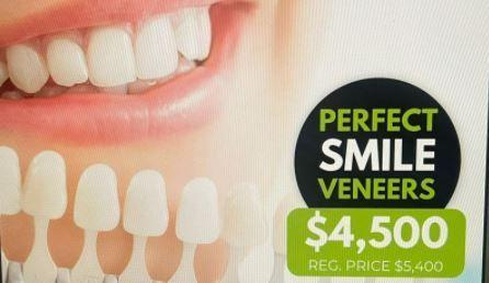 Ciro Dental's Perfect Smile Veneer