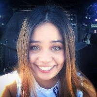 Team member - Andrea Guerrero